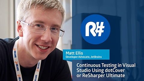 Register for a webinar on continuous testing