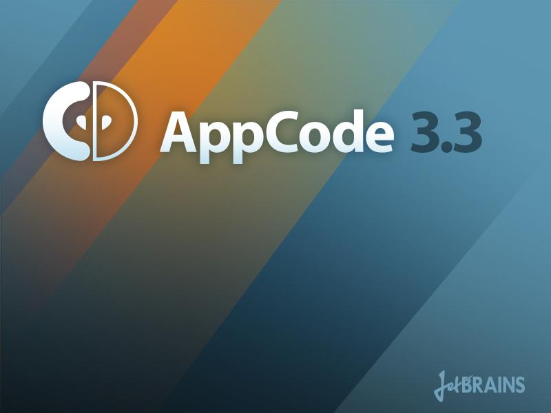 AppCode 3.3 Splash