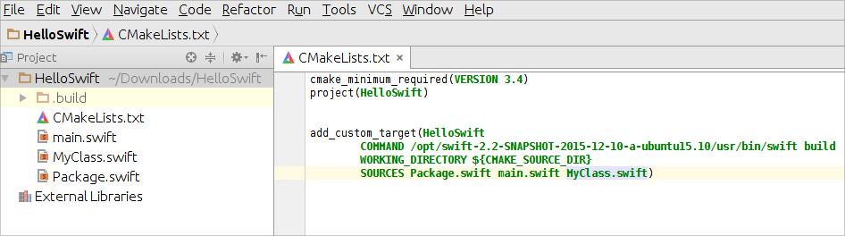 sample_cmake