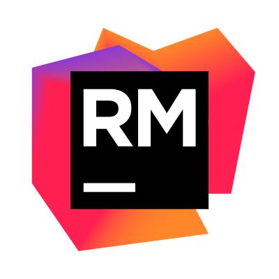RubyMine_400x400_Twitter_logo_white