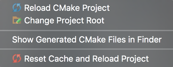 cmake_reset