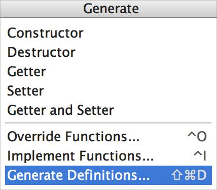 generate_menu