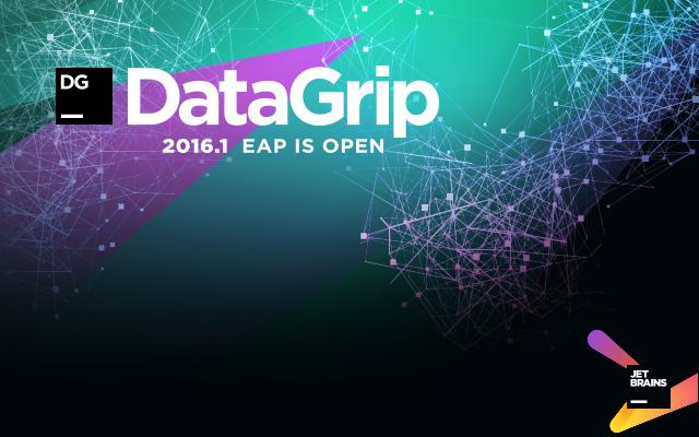 DataGrip2016_1EAPOpen_splash