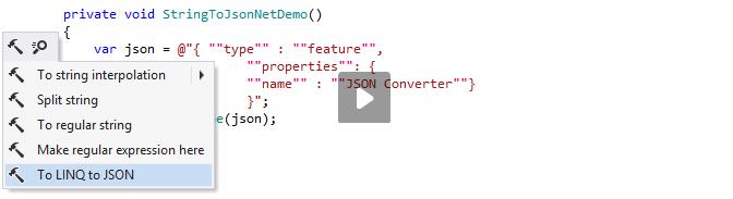 Converting JSON string into Newtonsoft JSON.NET object