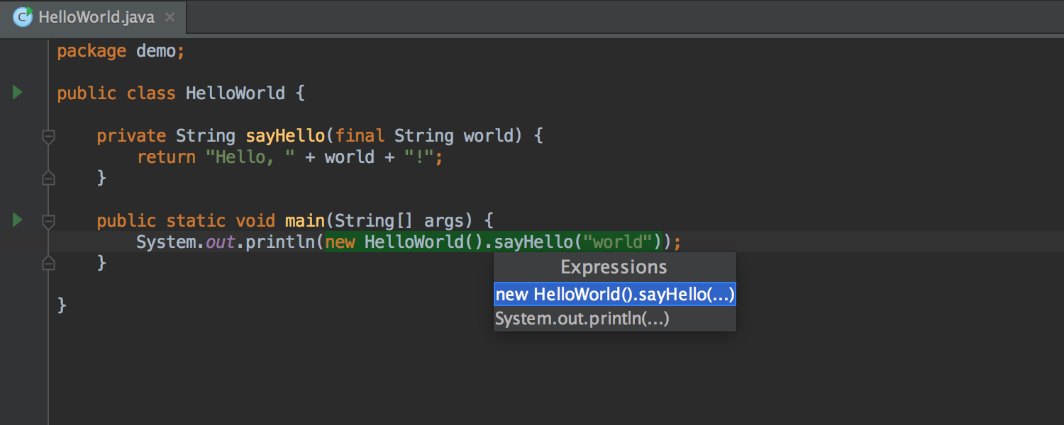 why_select_expression