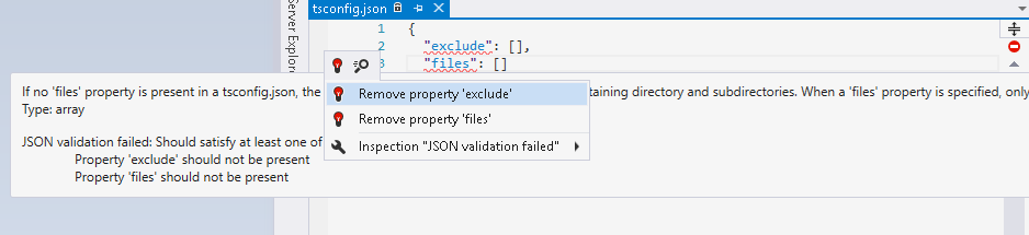 Invalid JSON and a quick-fix