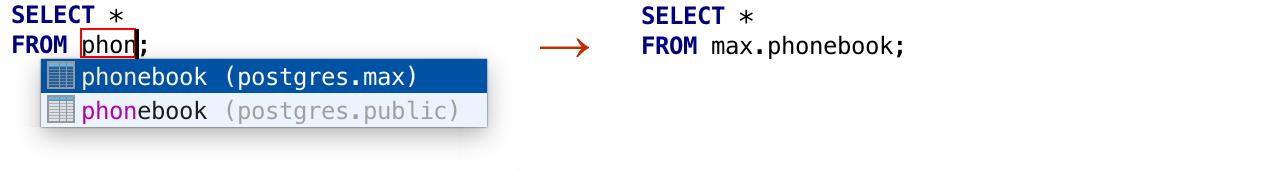 QualifySchema