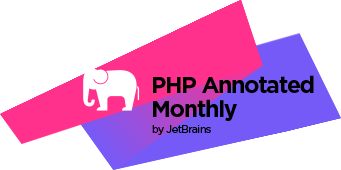 PHP Annotated Monthly Logo