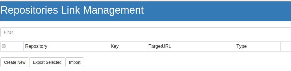 repositorymanagement