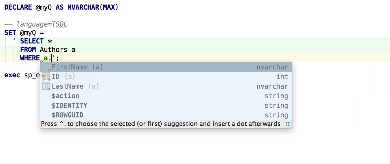 InjectionDynamicSQL