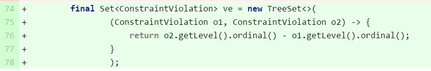 Parameter types on lambda expression