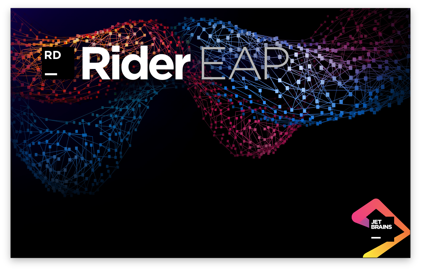 Rider splash screen
