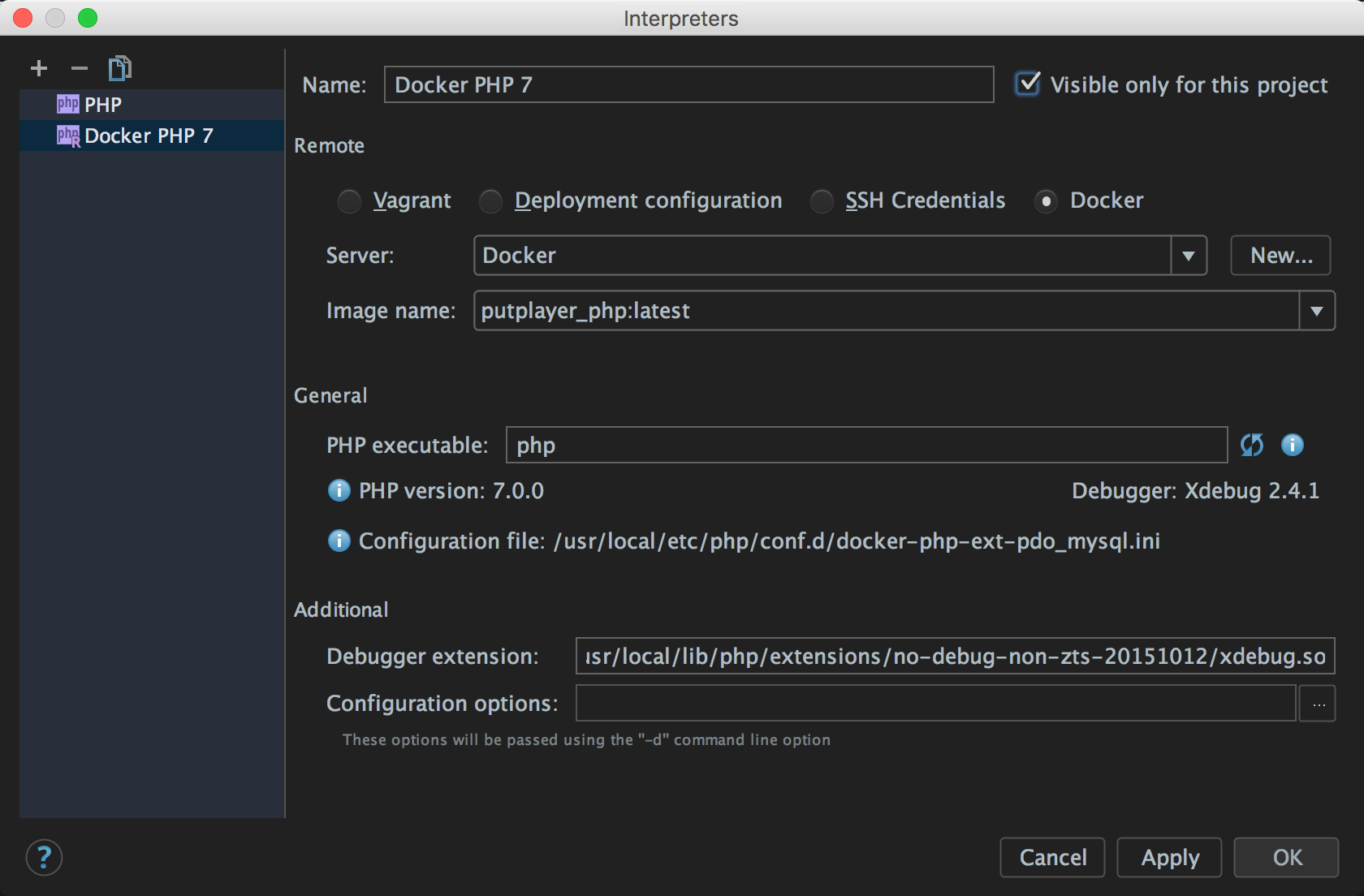 Docker Remote Interpreters Jetbrains Blog