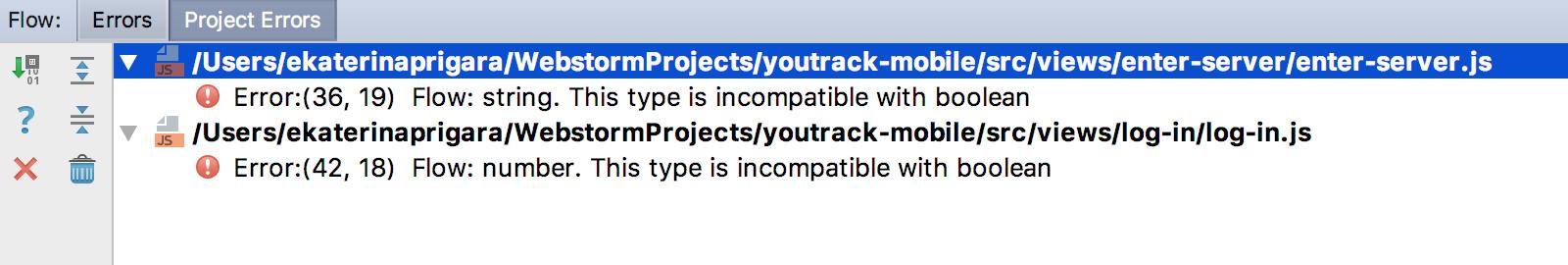 flow-project-errors