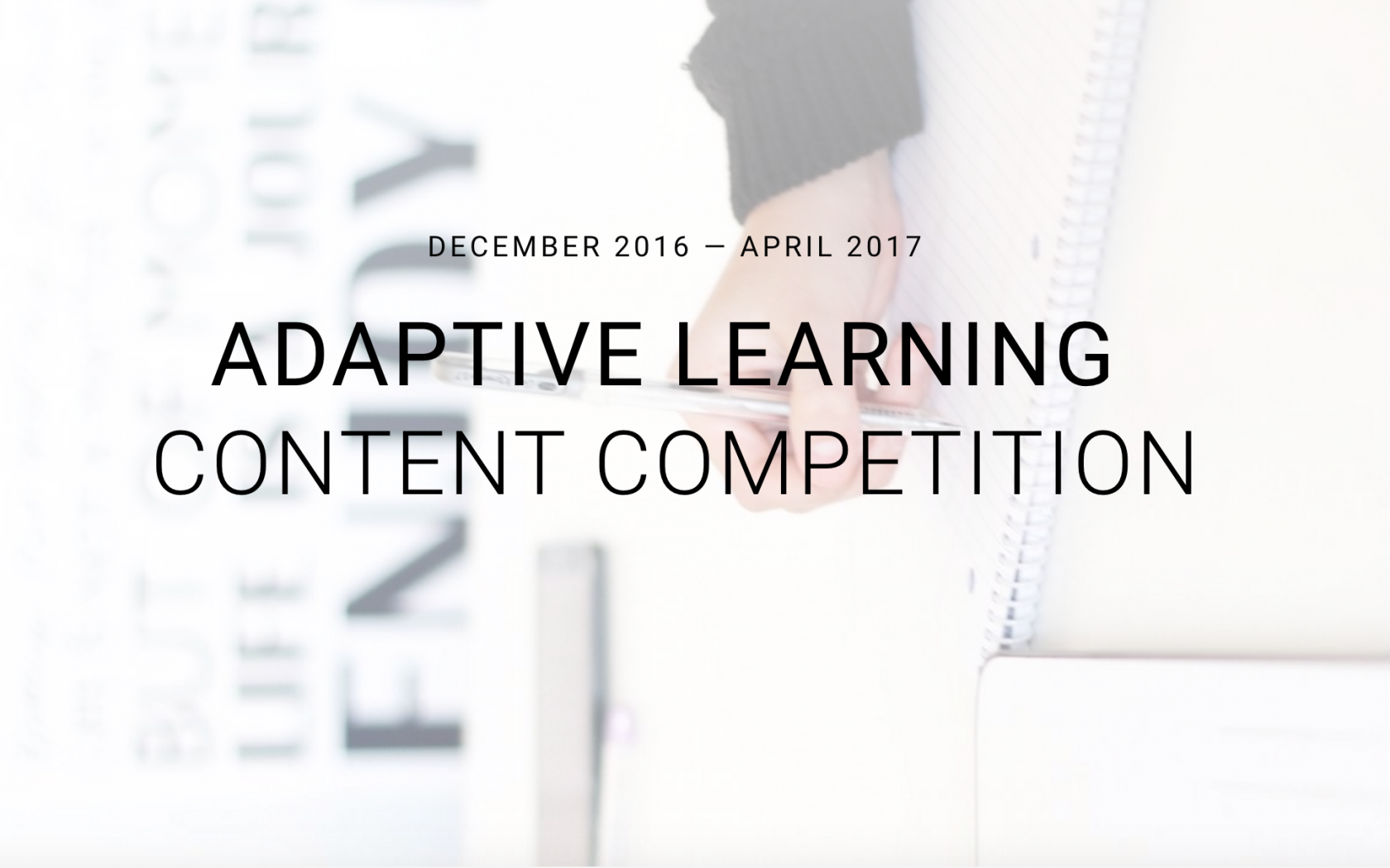 adaptive_learning_content_competition