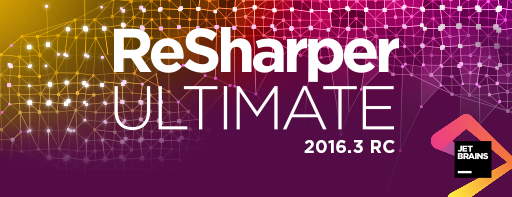 ReSharper Ultimate 2016.3 Release Candidate