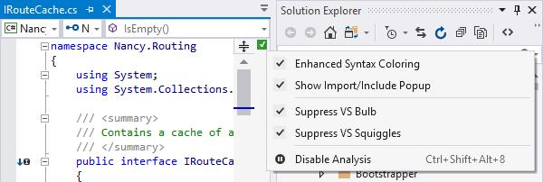 File Status Indicator