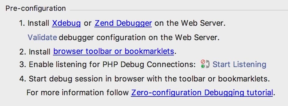 debugger-pre-config