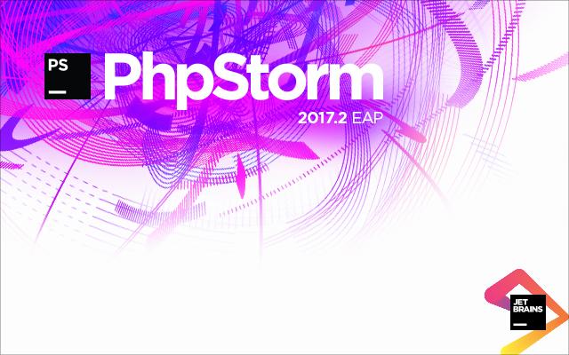 PhpStorm_201712EAPsplash