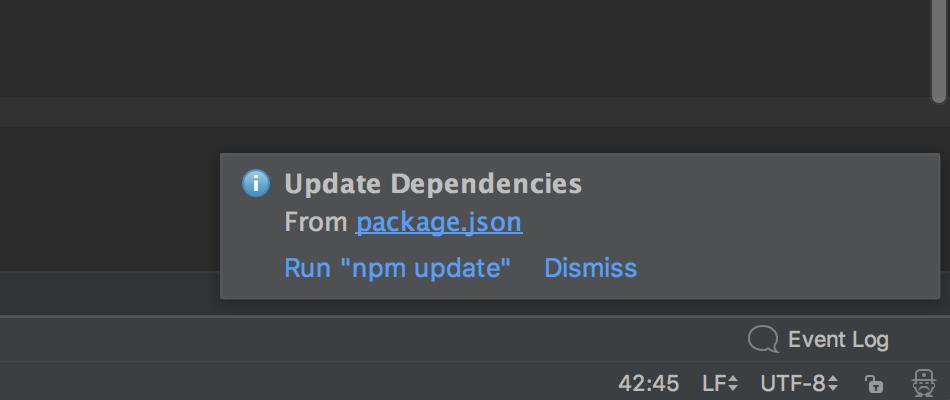 npm-update