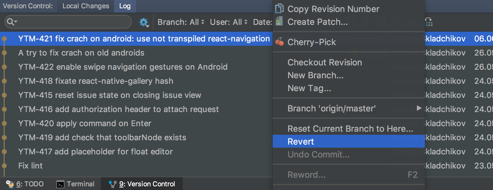 revert-commit