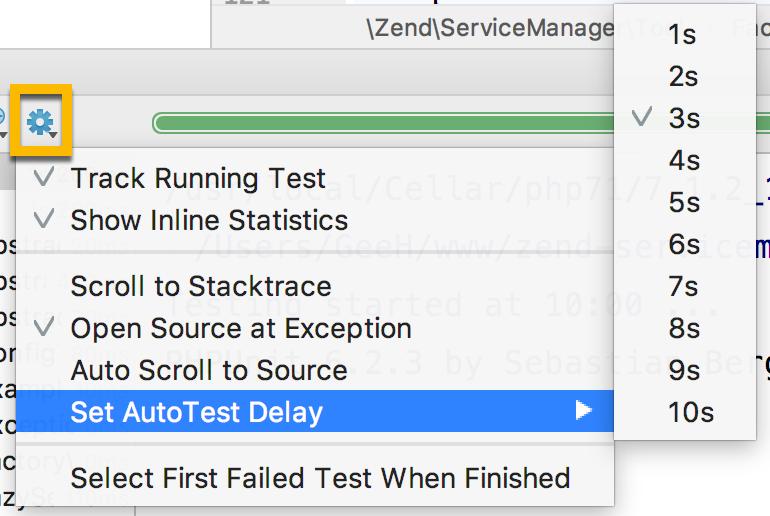 phpunit-test-delay