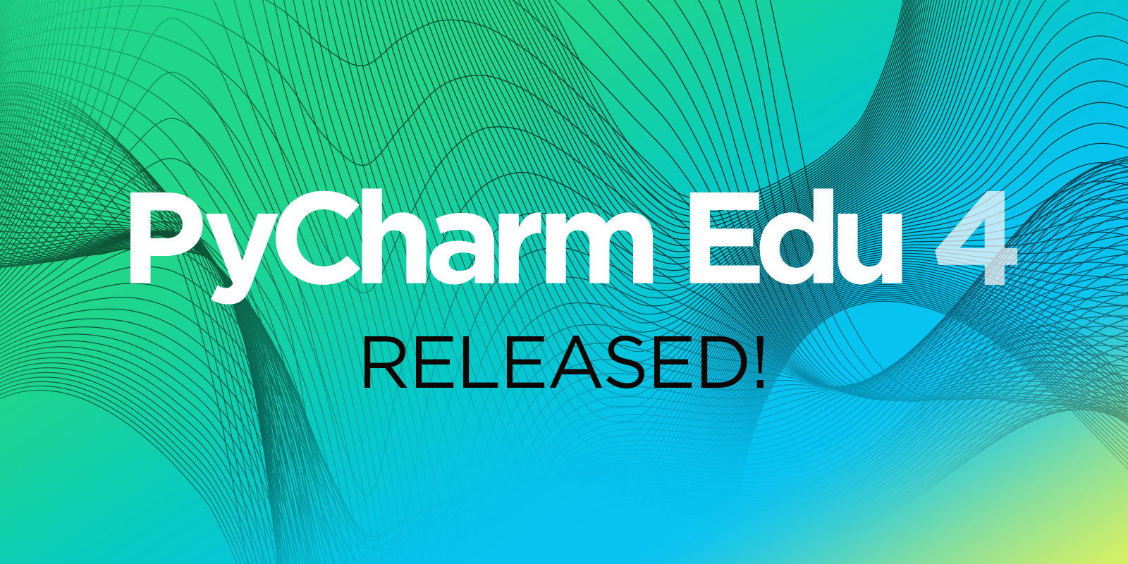 PyCharm 4 is out