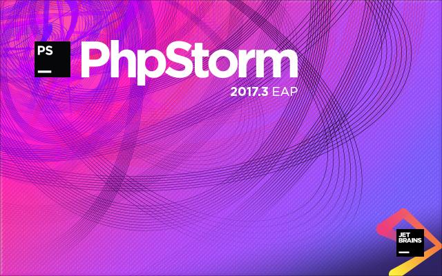 PhpStorm_201713EAP_splash