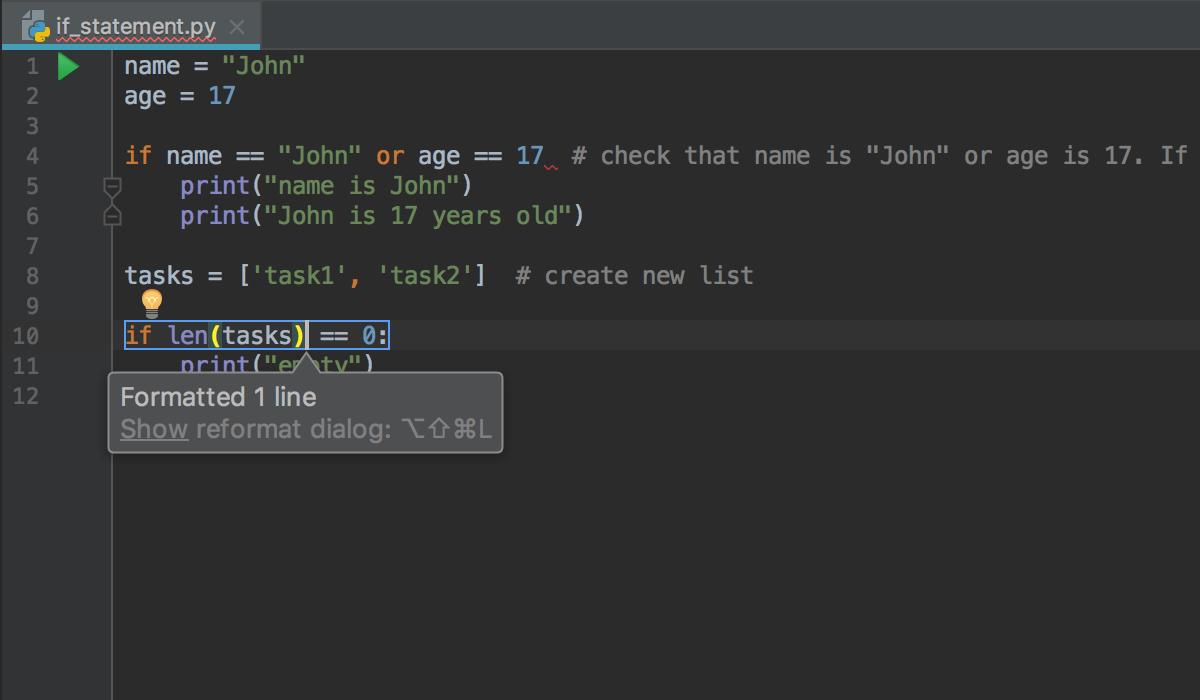 Code style