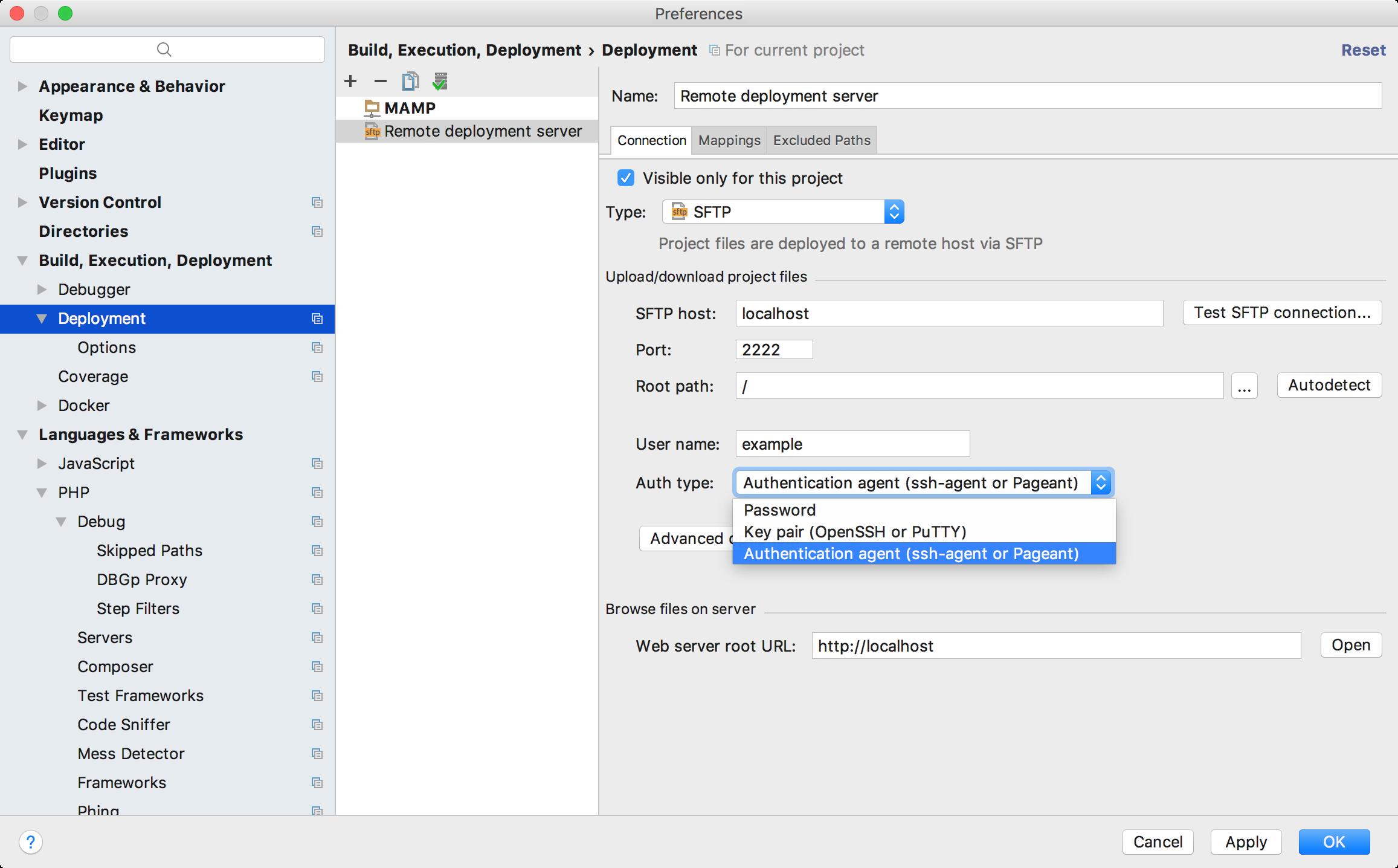 openssh ssh command line options