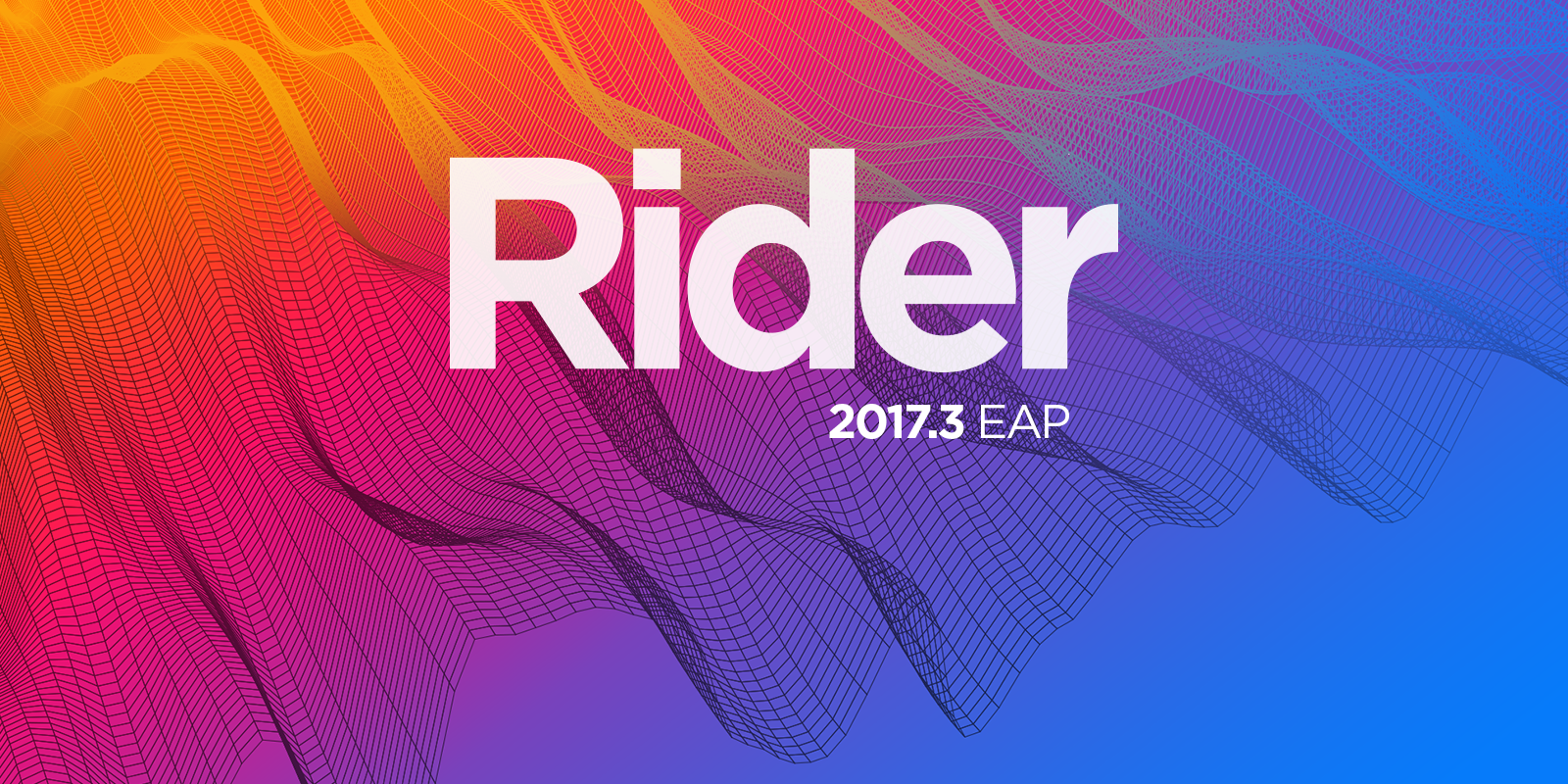 Rider 2017.3 Early Access Program is open