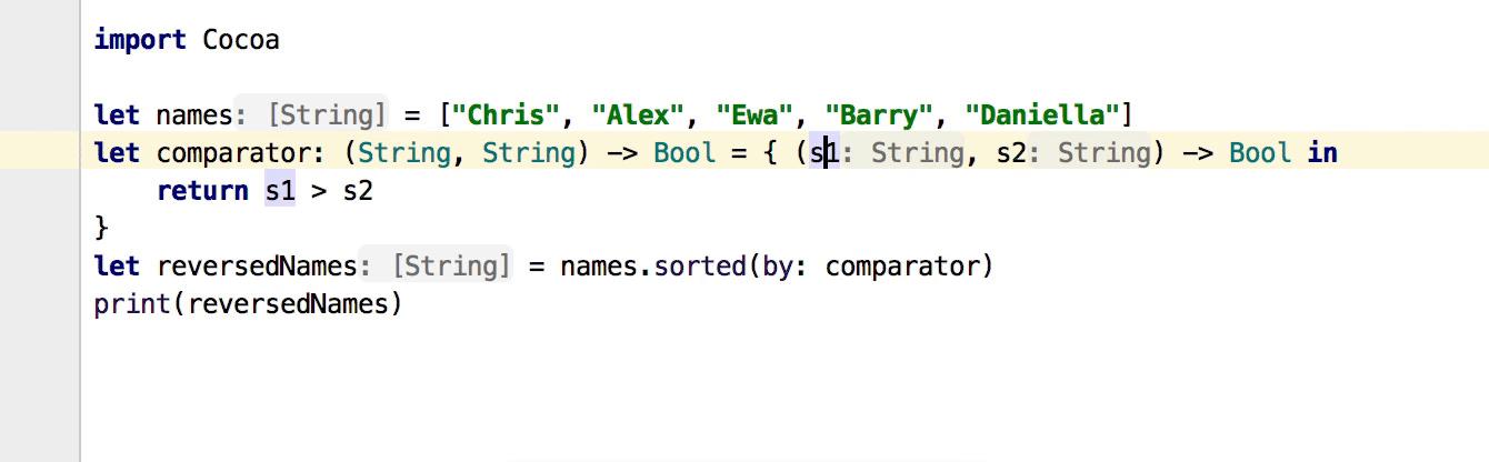 Add/remove explicit type