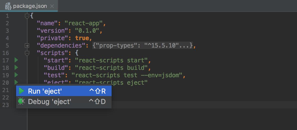 run-npm-task