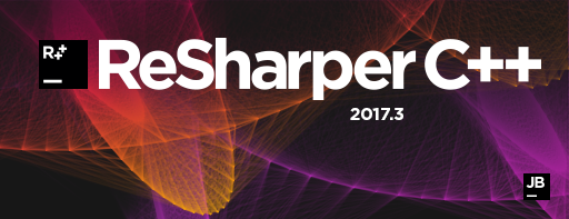 ReSharper C++ splash