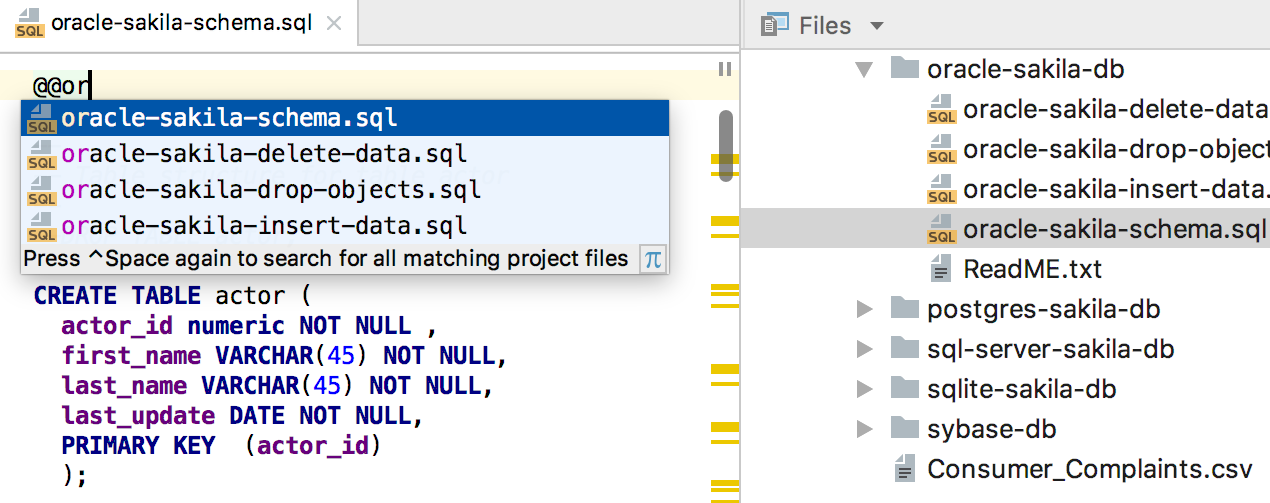FileCompletion