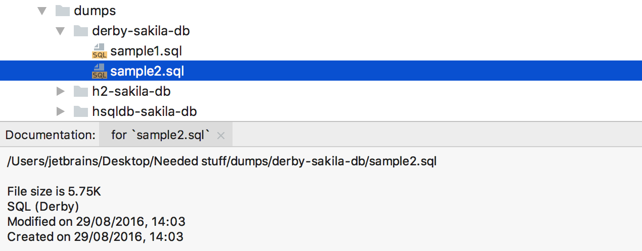 FileQuickDoc