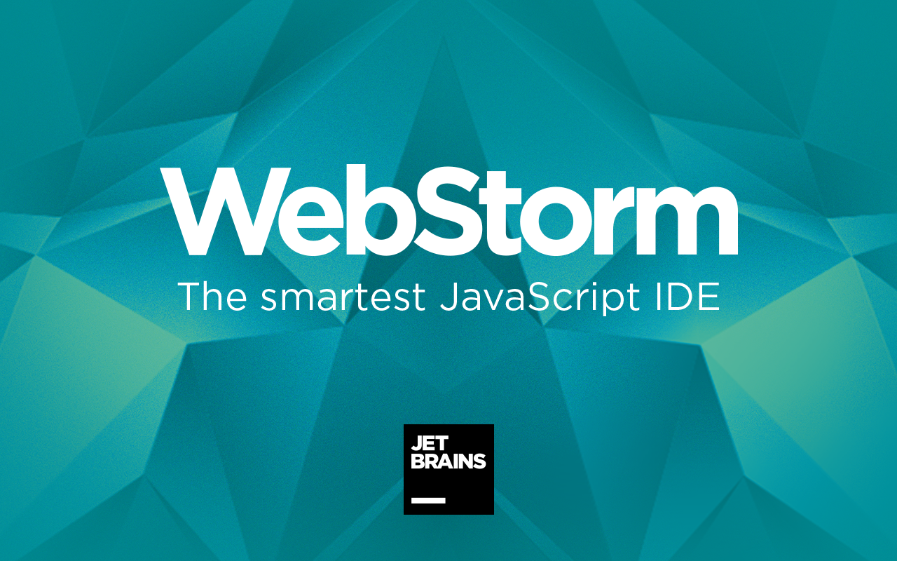 WebStorm 2018.1
