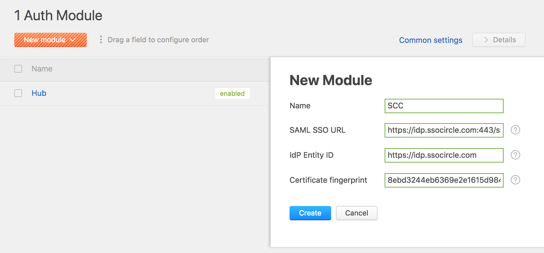 SAML_Module