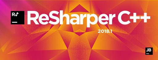 ReSharperC++_splashRS_2018_1_