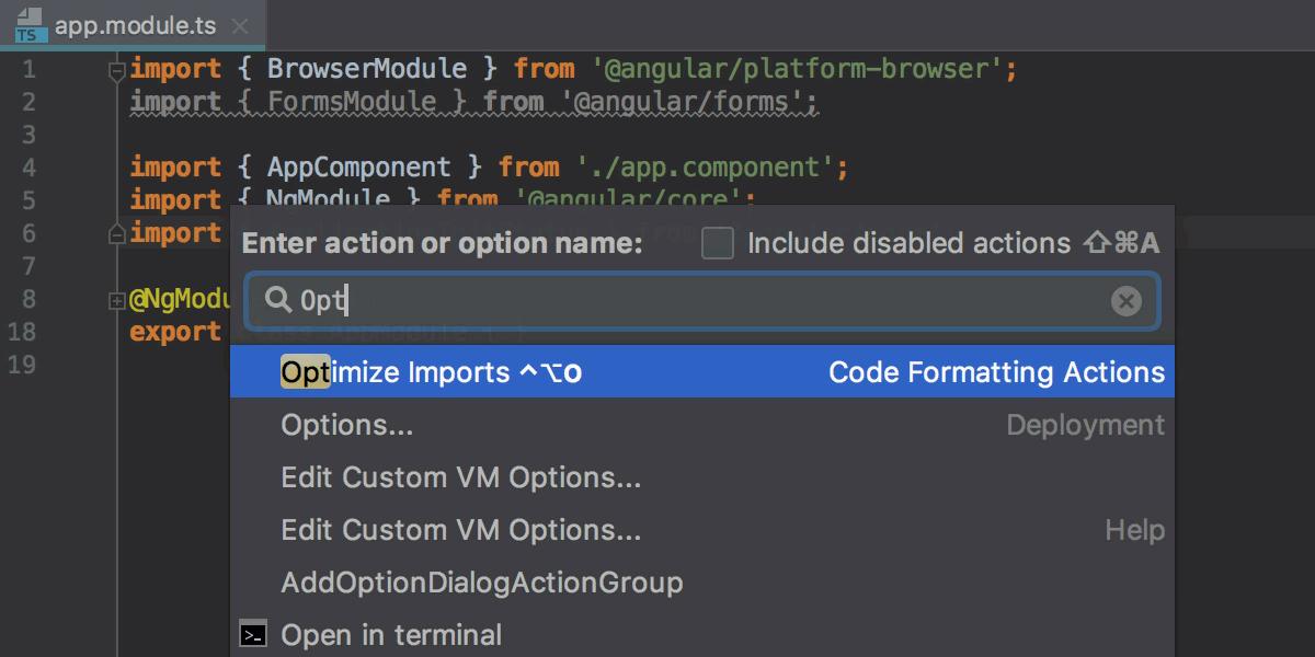 optimize-imports
