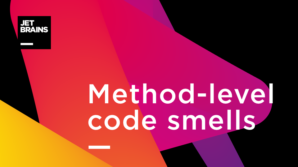 Method-level code smells