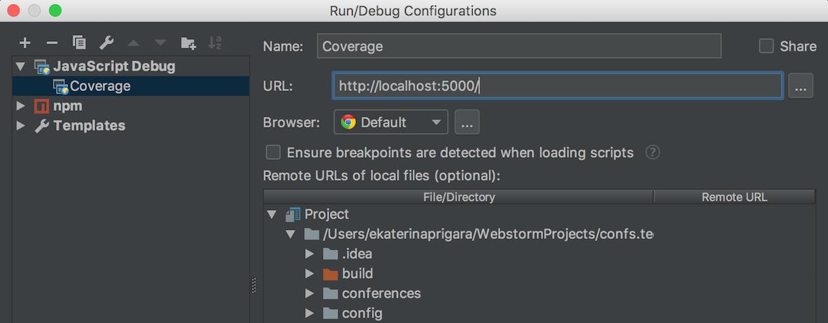 javascript-debug-configuration