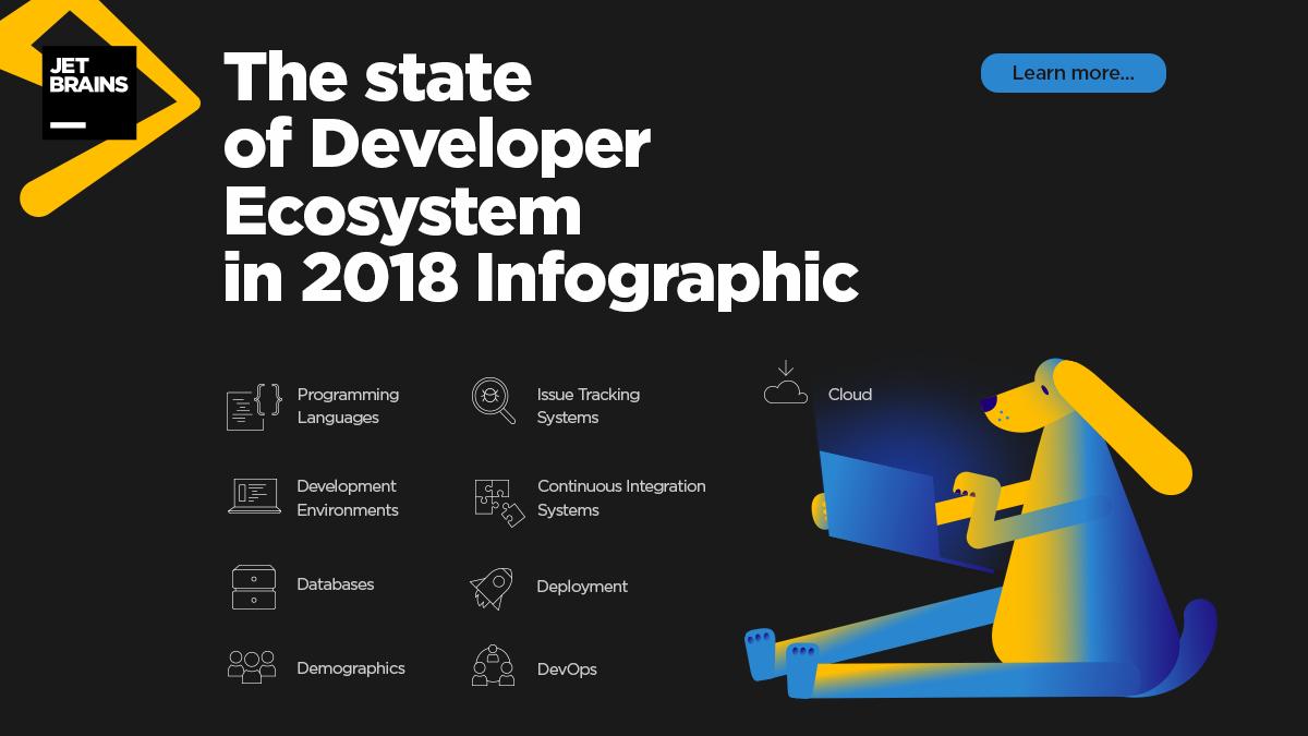 Ecosystème développeurs 2018