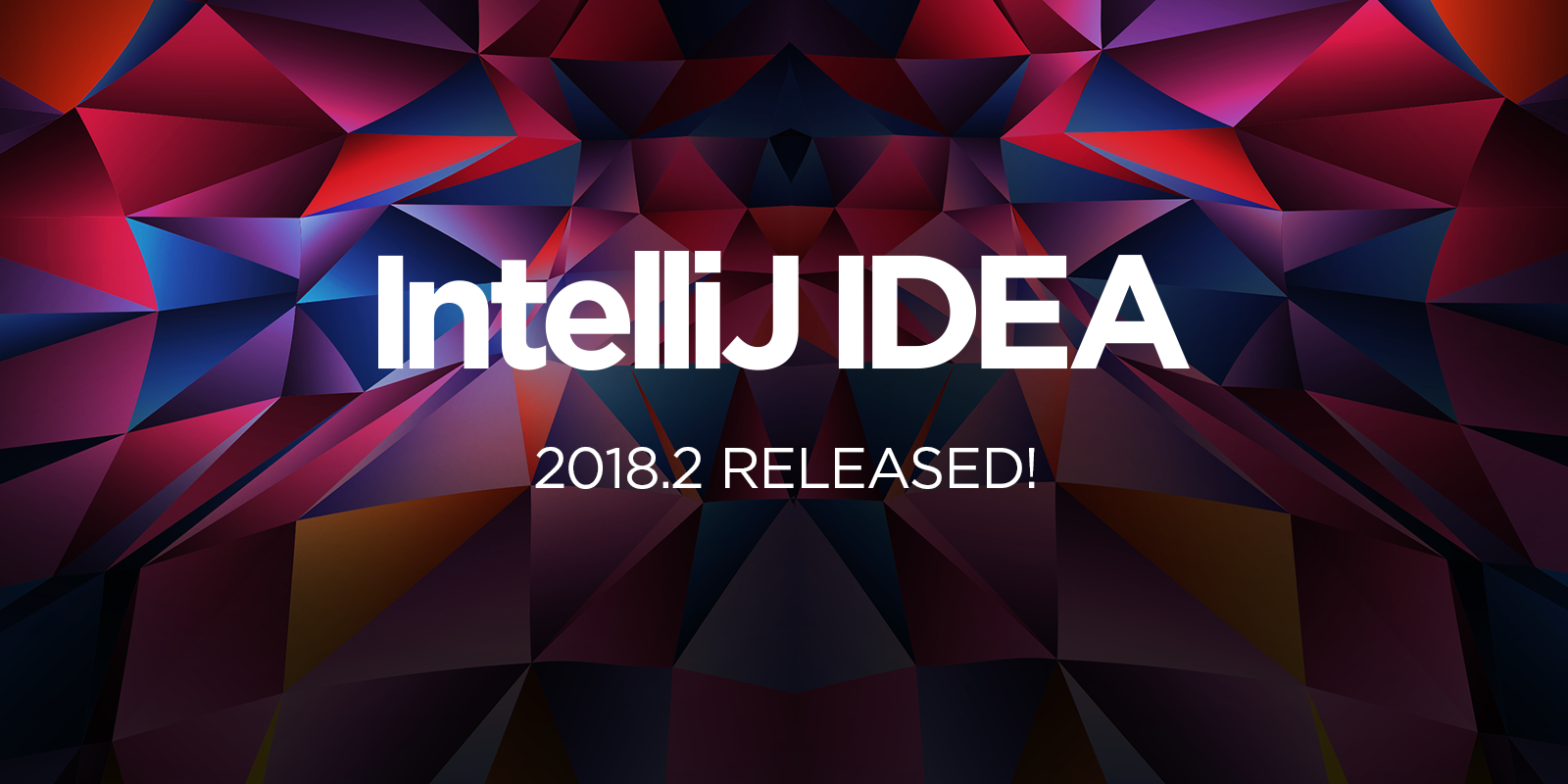 IntelliJ IDEA 2018.2