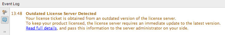 outdated_license_server