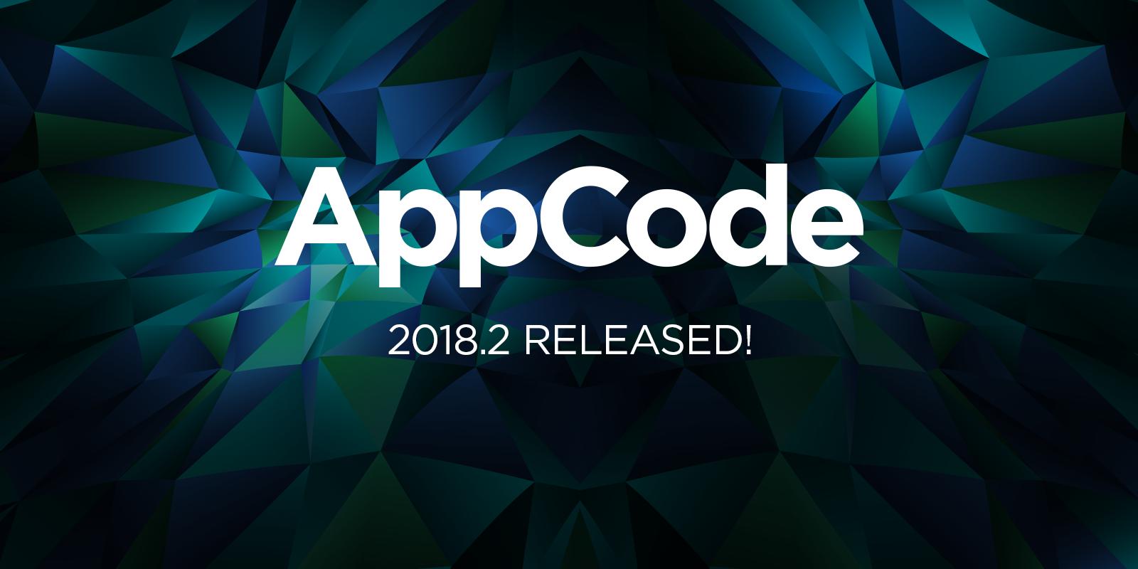 AppCode 2018.2