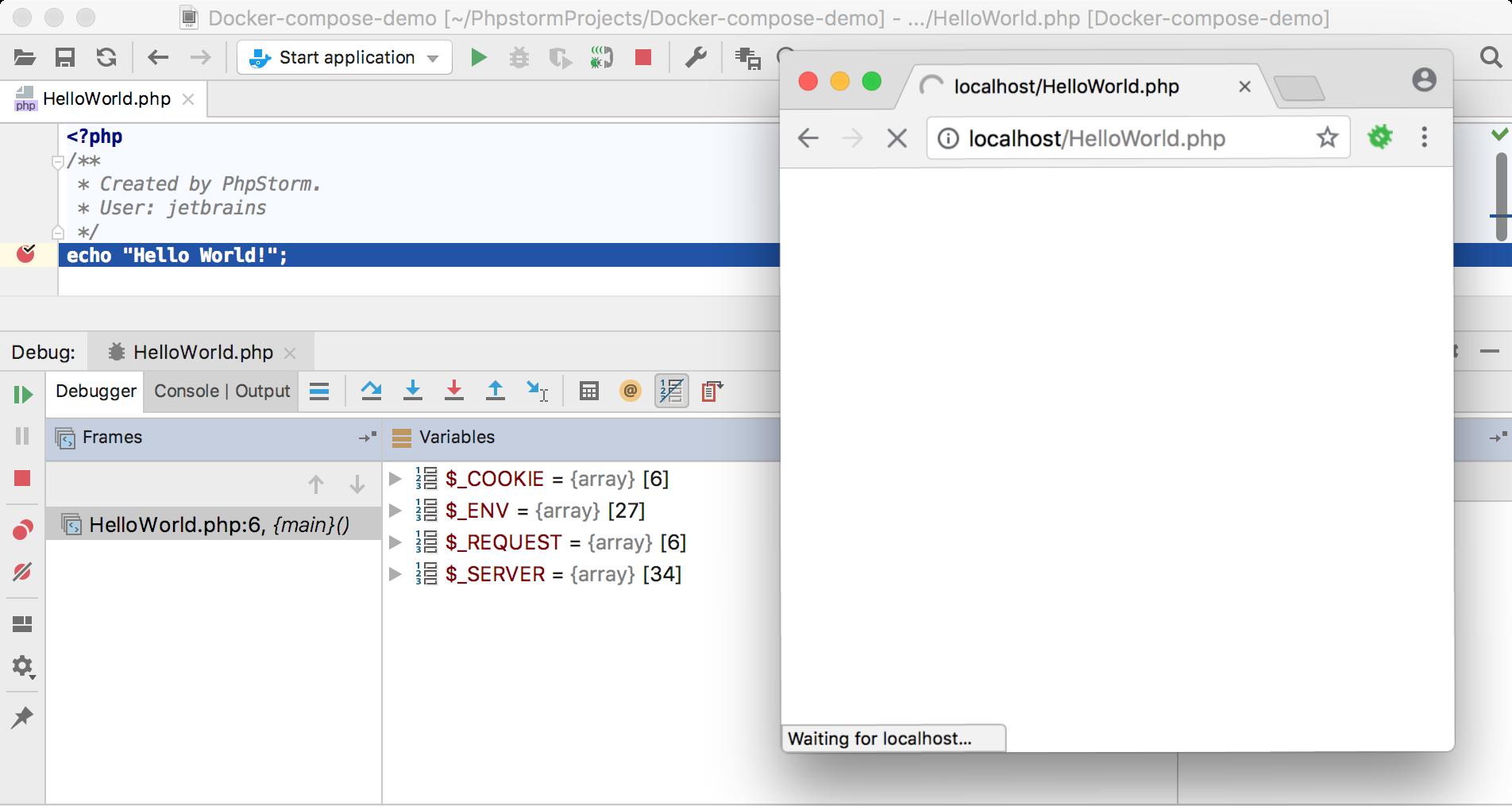 debugging_started