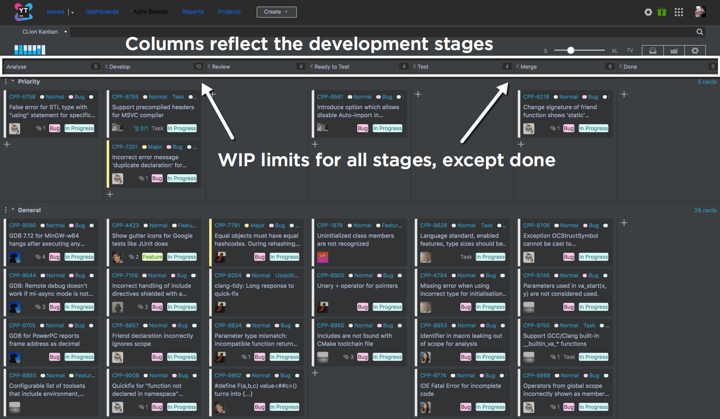 Clion_WIP_stages