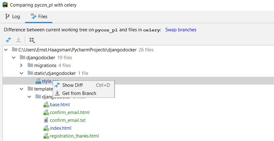 Git Get File