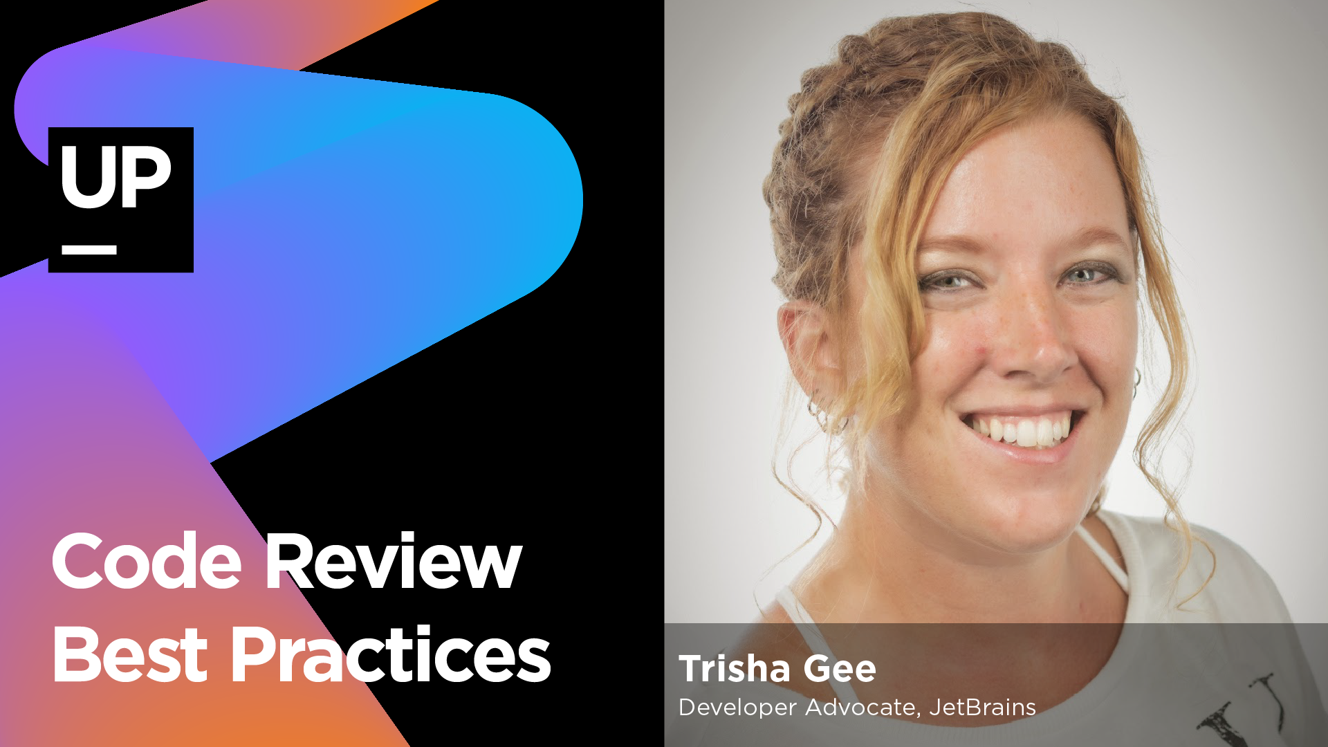 Upsource webinar: Code Review Best Practices